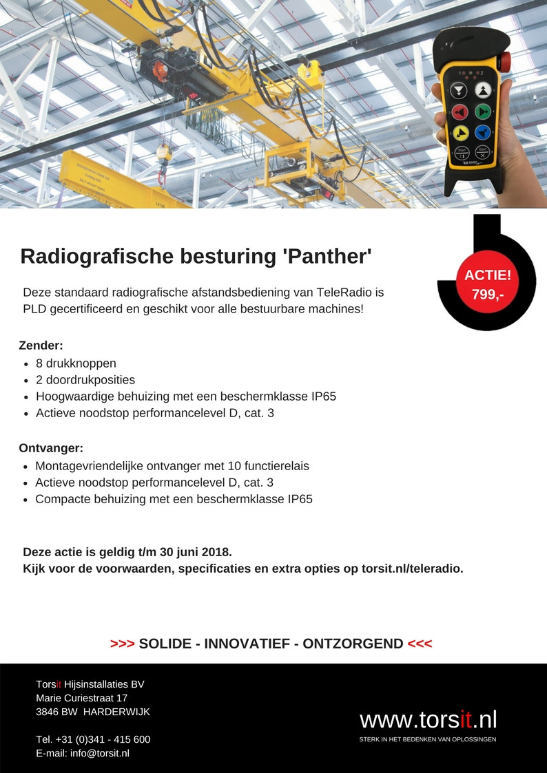 Radiografische besturing TeleRadio