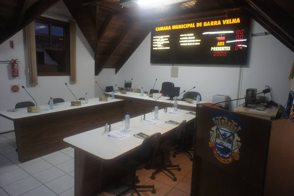 Câmara de Vereadores de Barra Velha