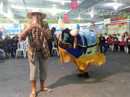 Festa Nacional do Pirão vai relembrar folclore do Boi de Mamão
