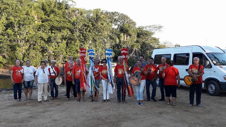 Festa do Divino Espirito Santo em Barra Velha