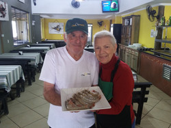 Restaurante em Barra Velha