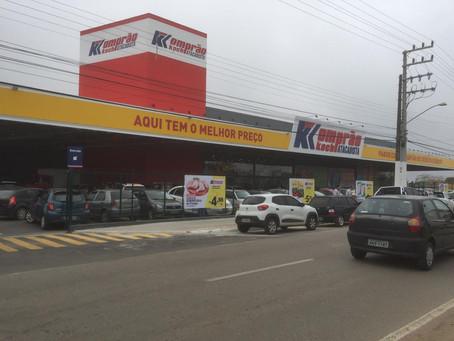 Komprão Koch inaugura loja no bairro Itajuba em Barra Velha