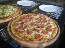 pizzas em barra velha
