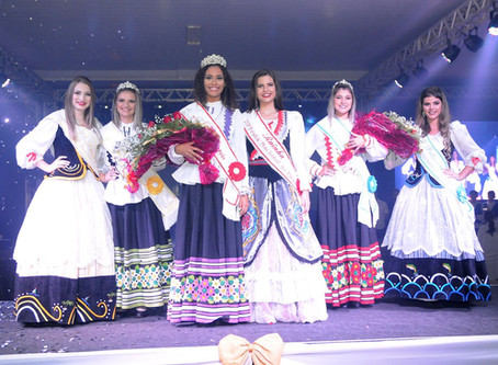 21ª Festa Nacional do Pirão: nova realeza