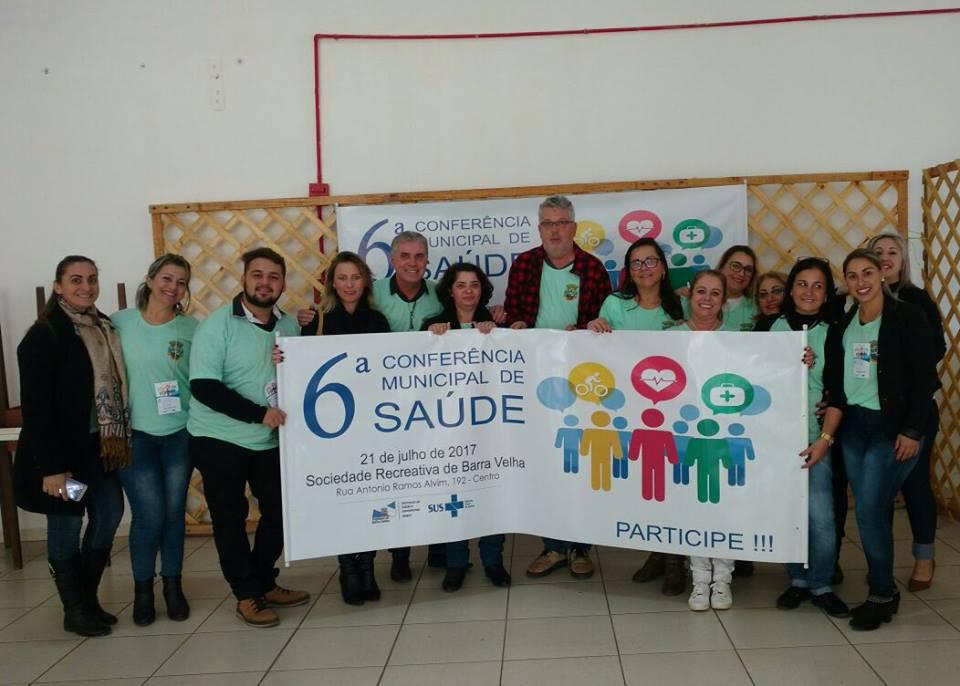 secretaria de saúde em Barra Velha