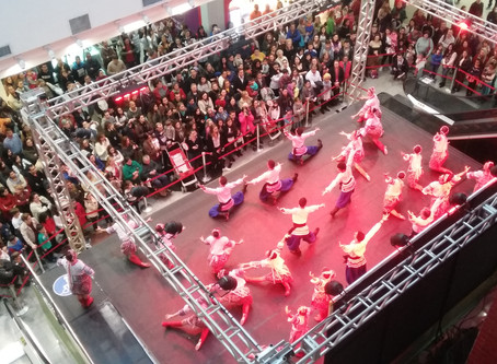 Barra Velha é um dos destinos estratégicos para curtir o Festival de dança em Joinville