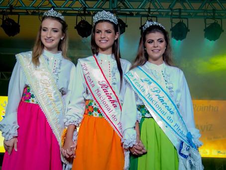 20ª Festa Nacional do Pirão tem nova realeza
