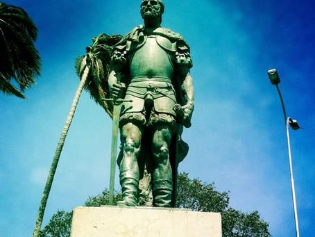 Barra Velha | A conquista do novo Mundo | Nuflo de Chaves