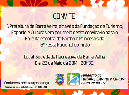 Festa Nacional do Pirão 2014