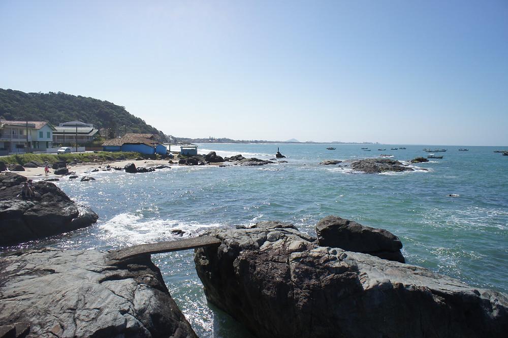 praia do grant