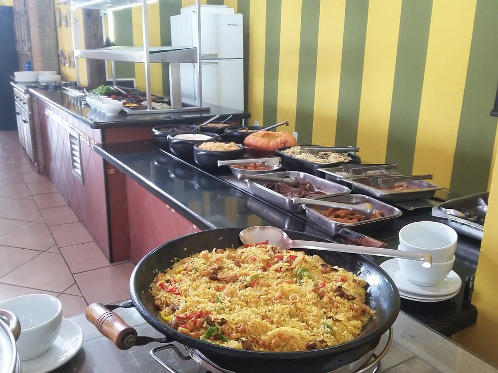 Restaurante Chef Brasil