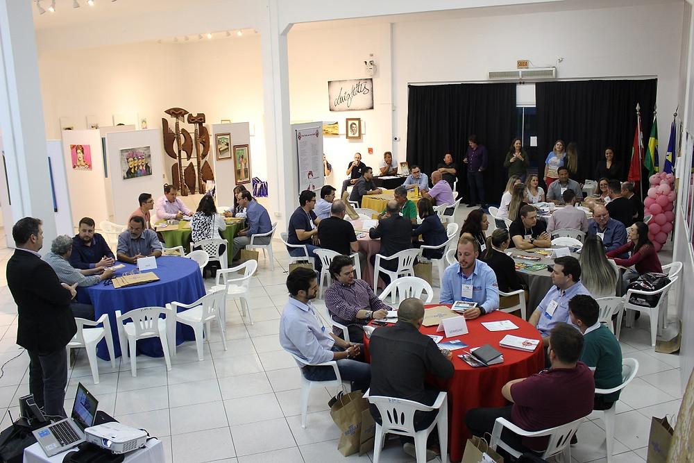 balneário Piçarras sessão de negócios