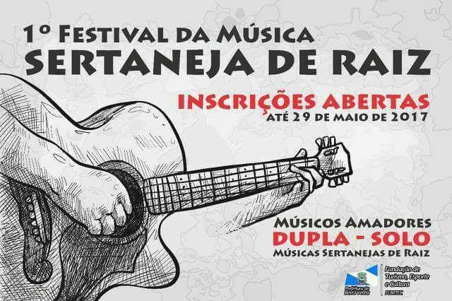 Festival de Música Sertaneja de Raiz em Barra Velha
