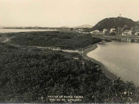 Registros fotográficos de Barra Velha