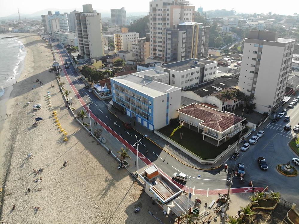 Praia Central de Barra Velha 2019