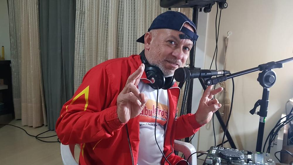Jony Borba o fenômeno das live em Barra Velha