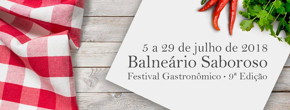 8ª Edição do Festival Gastronômico Balneário Saboroso