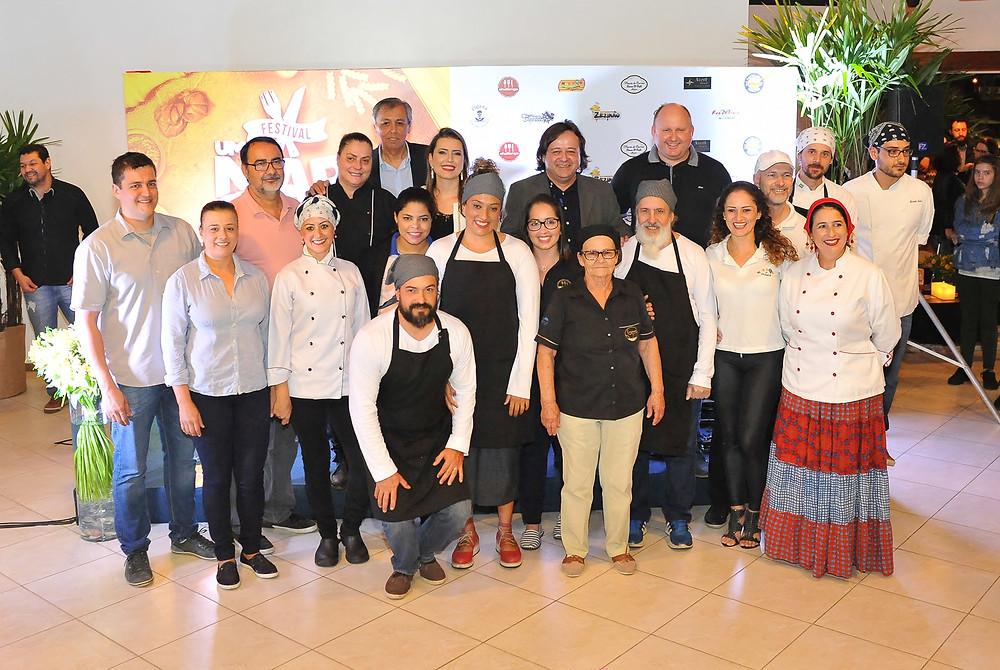 Festival Gastronômico em Balneário Piçarras