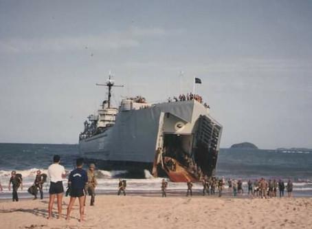 Operação Dragão X e XI em Barra Velha