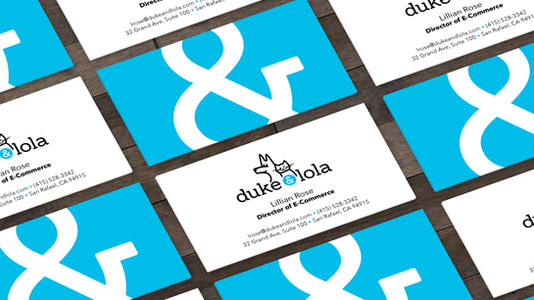 DELIVERABLES:  Branding and Visual Identity