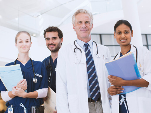 Gruppi umani in ospedale