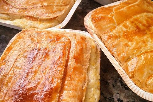 Torta Rústica de Queijo - 380g