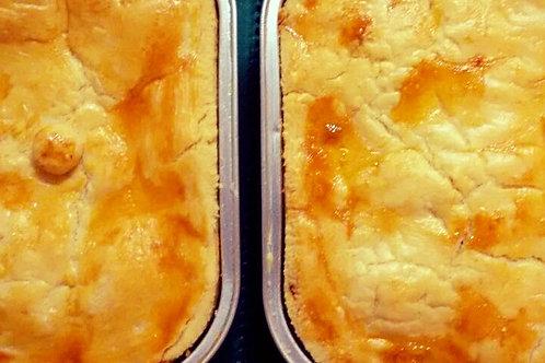 Torta Rústica de Frango - 380g