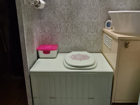 Time to Upgrade my Loo