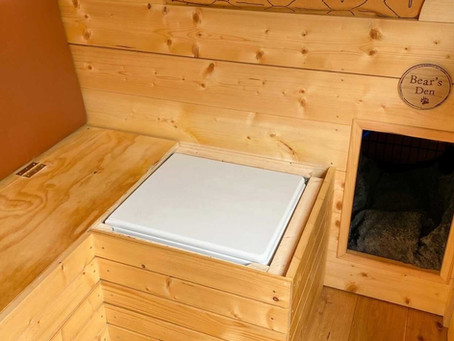 How to pick the best Composting Toilet for your Van.
