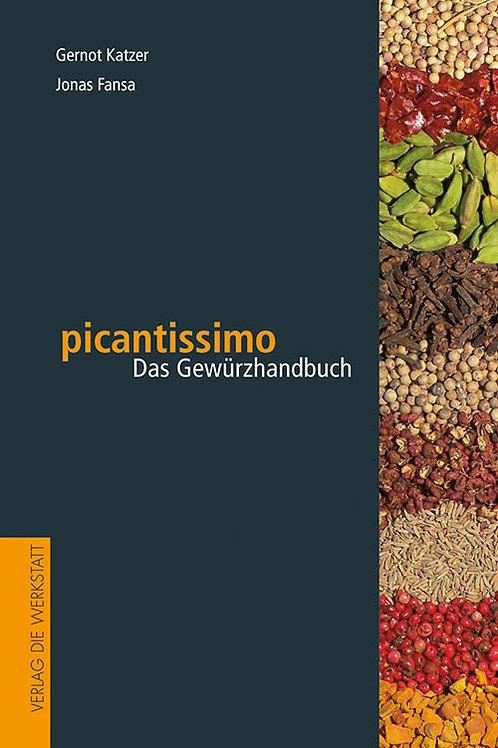 picantissimo – Das Gewürzhandbuch