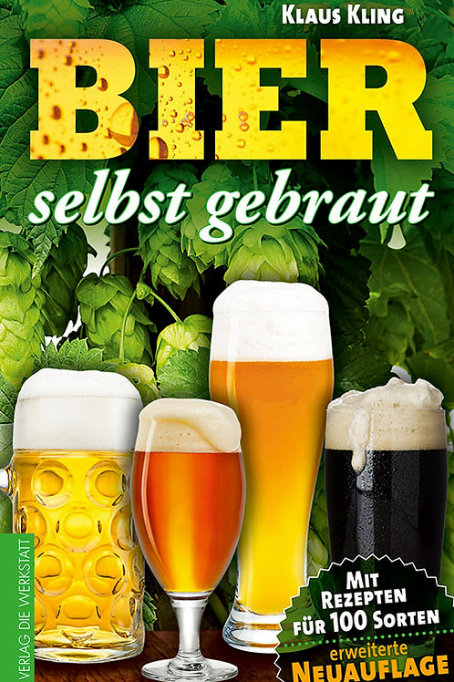Bier selbst gebraut
