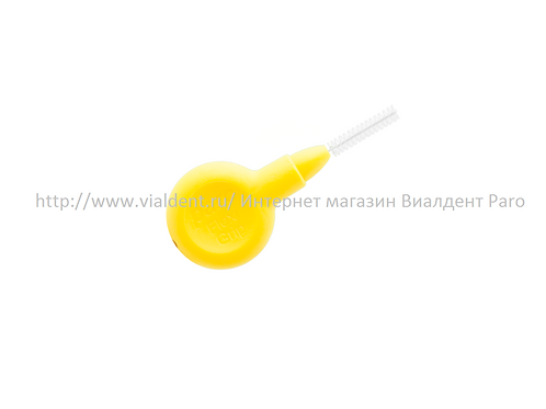 Paro Flexi Grip Межзубные ёршики, Ø 2.5 мм, 4 шт
