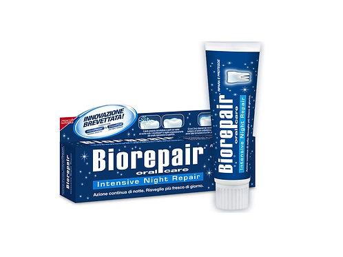 Biorepair Intensive Night Repair Зубная паста ночное интенсивное восстановление