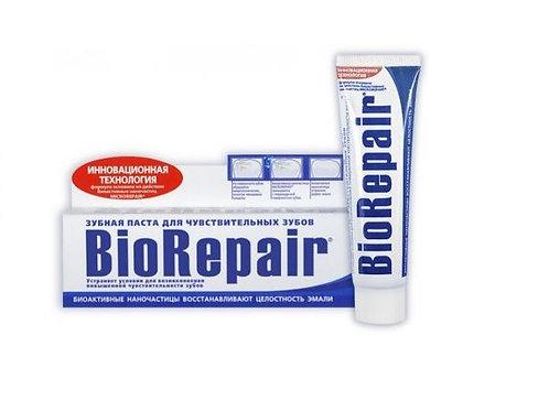Biorepair Sensitive Teeth Зубная паста для чувствительных зубов 50 мл