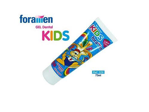 Foramen Зубная паста KIDS