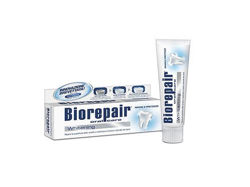 Biorepair Whitening Зубная паста для отбеливания и восстановления эмали зубов