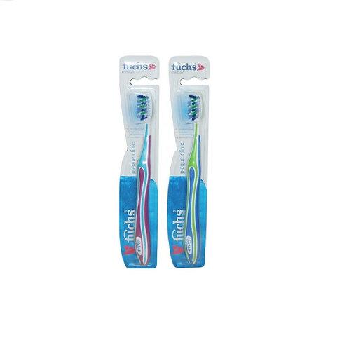 Зубная щетка Fuchs Plaque clinic