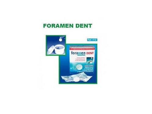 Foramen Таблетки для полости рта 3 в 1