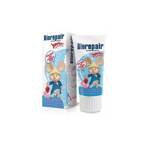 Biorepair Junior Детская зубная паста укрепляющая зубную эмаль ребенка 50 ml