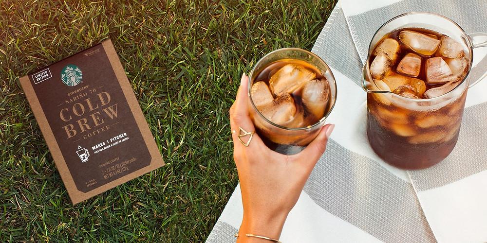 กาแฟสกัดเย็น Cold Brew