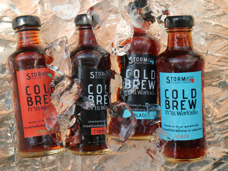 กาแฟสกัดเย็น Cold Brew บุกชิงตลาดเครื่องดื่มทั่วโลก