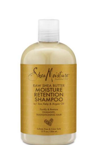 Shea Moisture Raw Shea Butter Restorative Shampoo