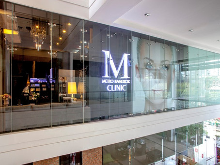 Welcome to Metro Bangkok Clinic !!!