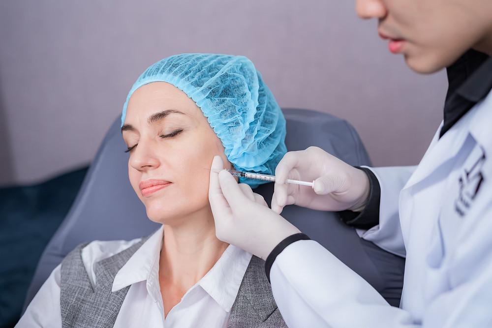 Post Masseter Reduction Treatment Care