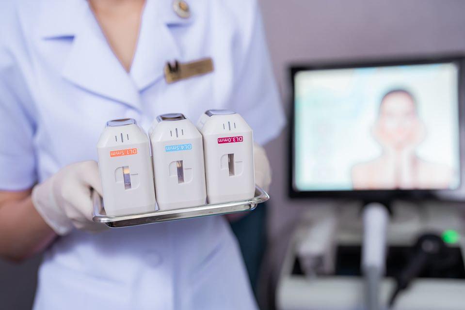 HIFU (High Intensity Focused Ultrasound)