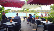 Riverside Restaurant Hoi An Vietnam Sports Bar