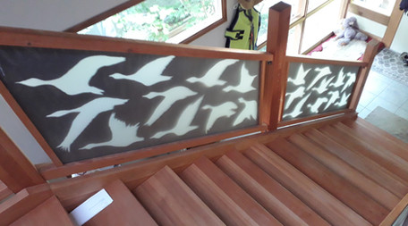 staircase panels