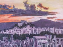 Akropolis, Athens