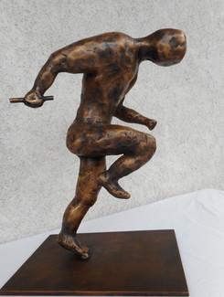 Powerhouse, Bronze 45 x 20cm