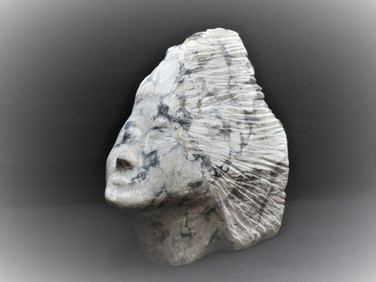 potrait marble. 2020 jpg